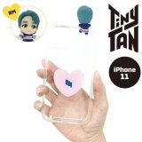 BTS フィギュアクリアiPhoneケース (RM)【iphone11】【KiNiNaRu/きになる】公式グッズ TinyTAN  キャラクターグッズ通販