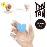 BTS フィギュアクリアiPhoneケース (V)【iphone11】【KiNiNaRu/きになる】公式グッズ TinyTAN  キャラクターグッズ通販