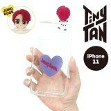 BTS フィギュアクリアiPhoneケース (JUNG KOOK)【iphone11】【KiNiNaRu/きになる】公式グッズ TinyTAN  キャラクターグッズ通販