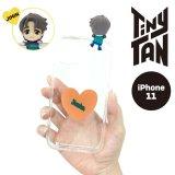 BTS フィギュアクリアiPhoneケース (JIMIN)【iphone11】【KiNiNaRu/きになる】公式グッズ TinyTAN  キャラクターグッズ通販