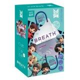 『TinyTAN』BREATH SILVER QUINTET マスク(SnowWhite) 7pcsBOX (14枚入り)※ポーチ・ストラップ付き【KiNiNaRu/きになる】キャラクターグッズ 通販